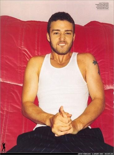 Justin Timberlake Lyrics - SexyBack