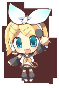 Kagamine Rin chibi
