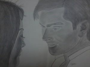 Karan's sketch