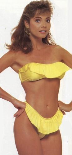 những phụ nữ nóng bỏng hình nền containing attractiveness and a bikini entitled Karen M. Waldron