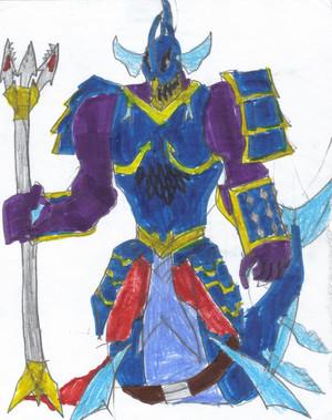 King Hydrax