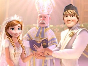 Kristanna wedding