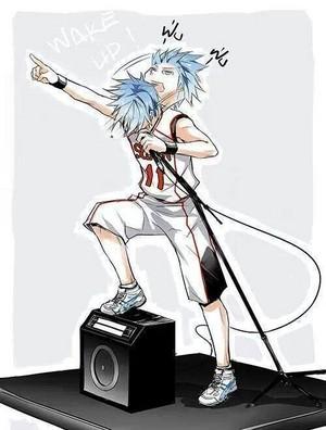 Kuroko गाना Fantastic Tune xD