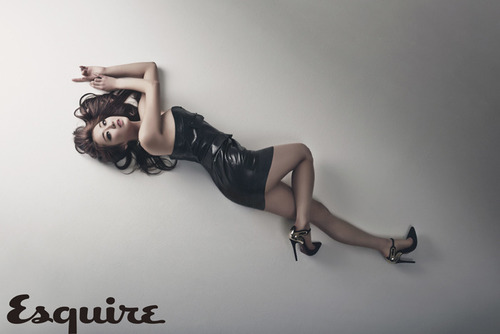 Kyungri for Esquire Magazine May Issue