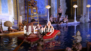 Lady GaGa G.U.Y World Premiere