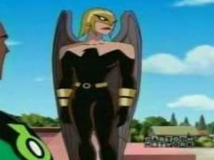 Lady Hawkgirl