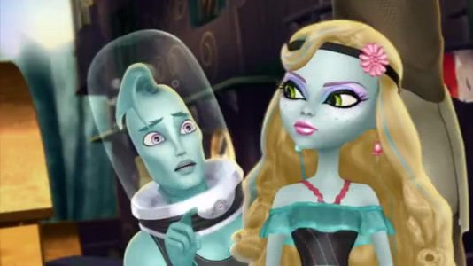 Lagoona Blue and Gill