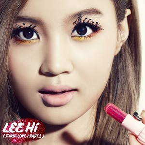 Lee Hi is glamourous