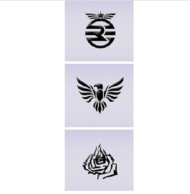 Legend Trilogy Images Legend Book Symbols Wallpaper And Background