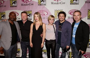 Legends at WonderCon 2014