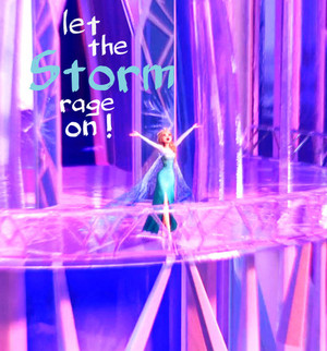 Let The storm Rage on!