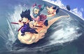 Let's Take a Ride - dragon-ball-z fan art