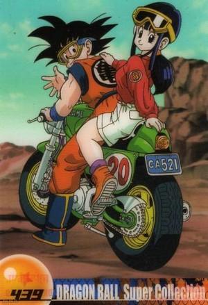 Let's take a ride!