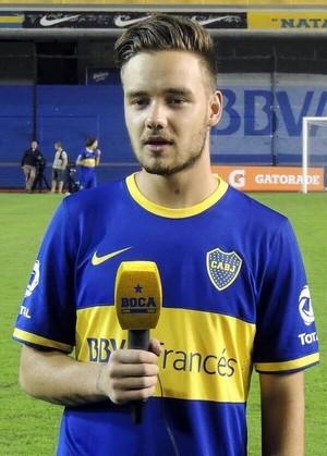 Liam - Boca Jrs. Stadium