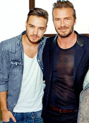 Liam and David - Hm Swimwear Launch