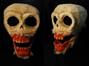 Lich Mask, WIP
