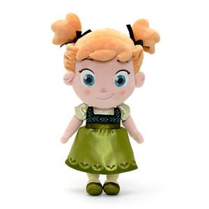 Little Anna Plush Doll