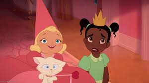 Little Lottie and Tiana