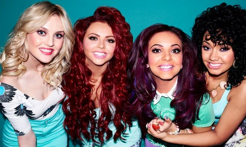 Little Mix wallpaper with a portrait called Little Mix