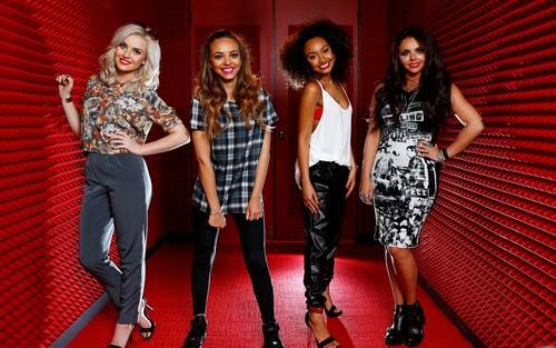 Little Mix wallpaper entitled Little Mix smilies