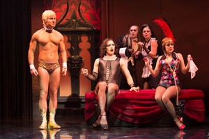 Live 2013 Cast with Oliver Thornton as Frank
