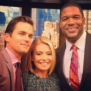 Live! with Kelly and Michael, 13.05.2014