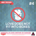Love does not Fit into Boxes - lgbt photo