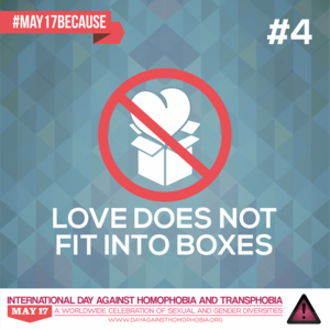 Love does not Fit into Boxes