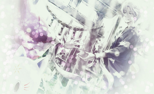 Hotarubi no Mori e wallpaper containing a bouquet entitled Love this one!