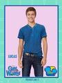Lucas Friar (Peyton Meyer)