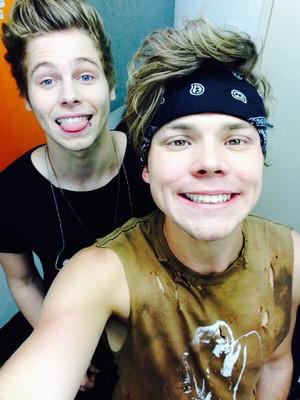 Luke and Ash