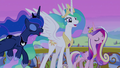 Luna, Celestia, and Cadance Singing - princess-luna-of-mlp photo
