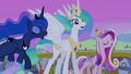 Luna, Celestia, and Cadance Singing - princess-luna-of-mlp photo