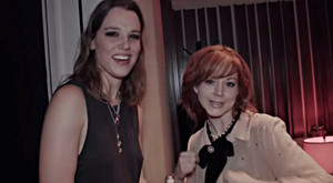 Lzzy Hale and Lindsey Stirling