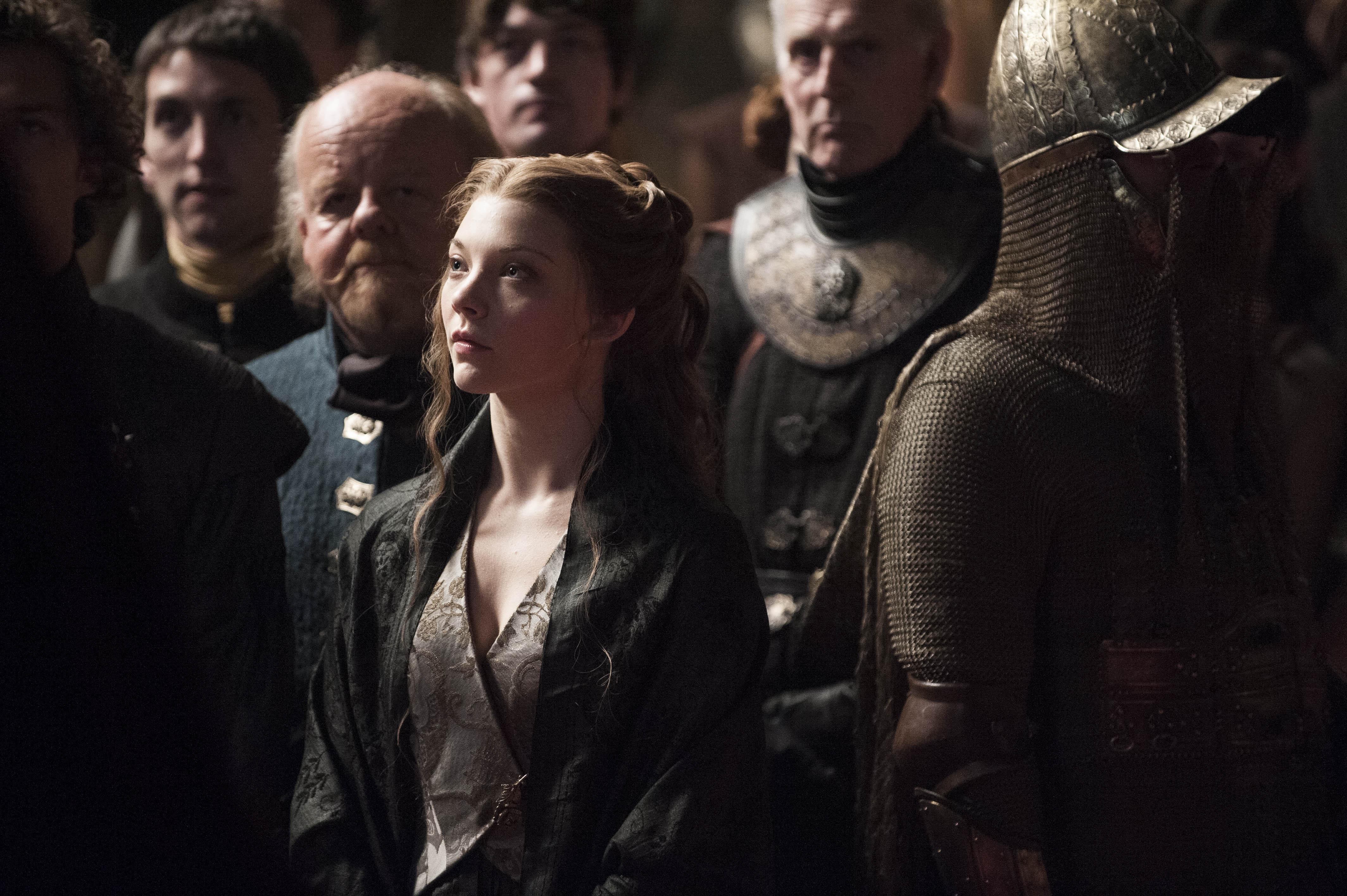 Margaery and Mace Tyrell Season 4