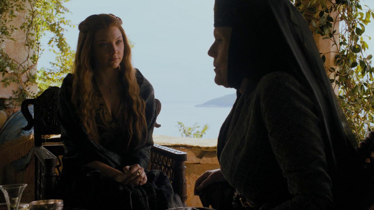 Margaery and Olenna