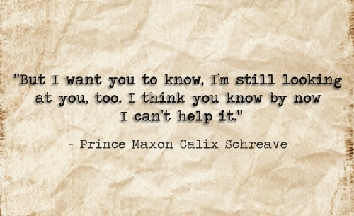 Maxon Quotes - The Selection Series Photo (37078494) - Fanpop