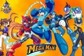 Mega Man characters including Mega Man X - video-games photo