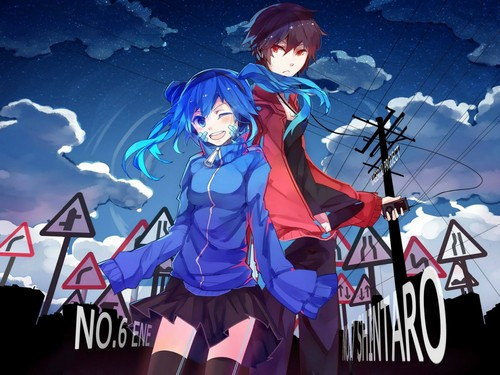 Mekaku City Actors wallpaper possibly with anime titled Mekakuciy Actors