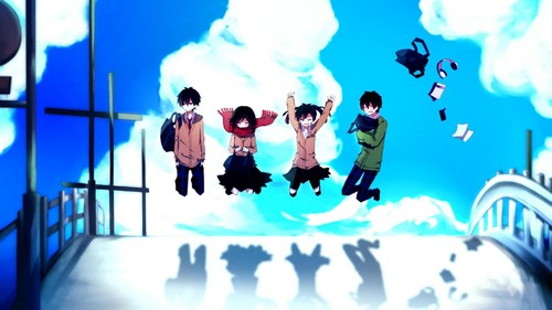 Mekaku City Actors wallpaper entitled Mekakuciy Actors