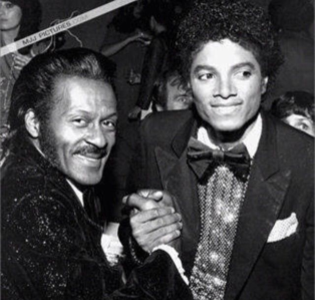 Michael And Chuck Berry