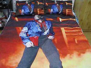 Michael Jackson lit Set