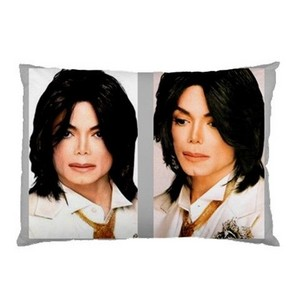 Michael Jackson Throw 베개