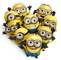 Minions ❤️ You! - despicable-me-minions photo