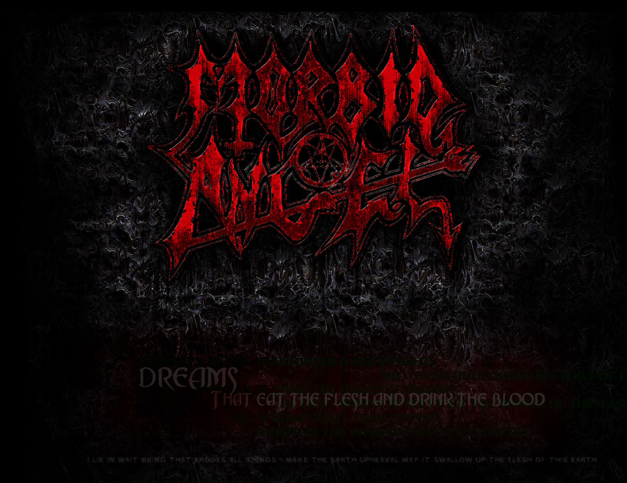 Death Metal images Morbid Angel HD wallpaper and ...