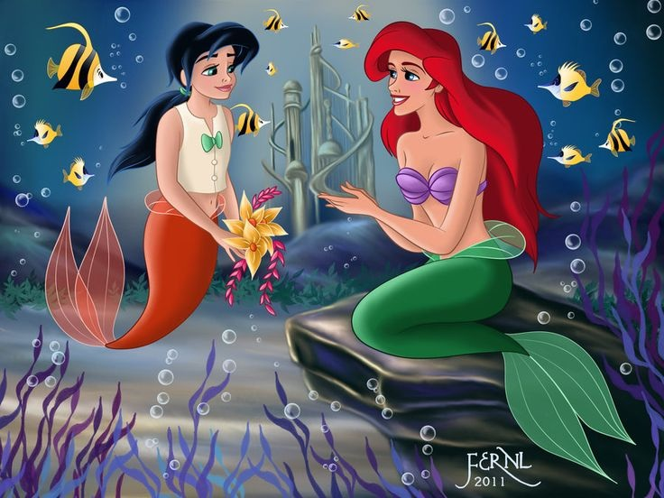 Mother and daughter, Ariel and melody. Happy Mother's Day