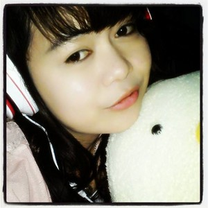 Moza - cute girl, cantik, manis,