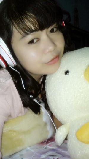 Moza - sweet girl, cewek cantik, manis, imut ^_^