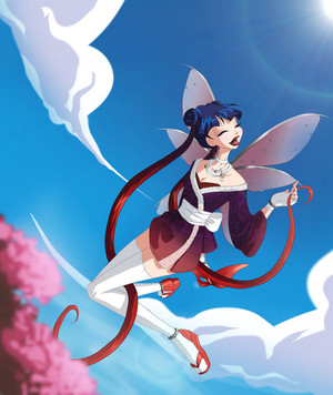 Musa from winx club