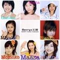 My Berryz Koubou picture collection 2. - jpop fan art